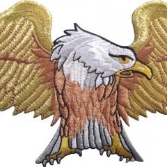 Bordado de águila