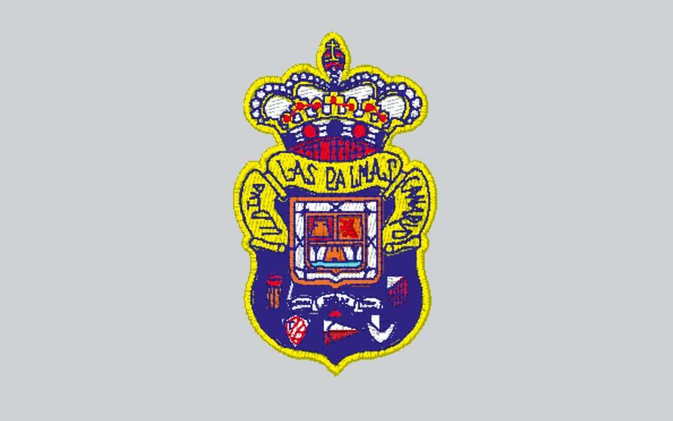Bordado escudo Las Palmas